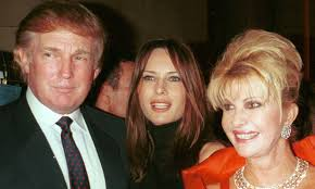 Ivana Trump opens up about relationship with Melania Trump | HELLO!
