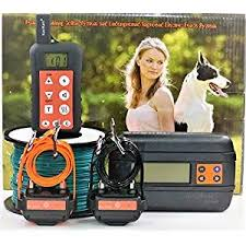 Koolkani Remote Dog Training Shock Collar Underground In Ground Electronic Electric Dog Containment Fence System Combo 2 Dog Set Dog Supplies Online Shock Collar Dog Supplies Online Dog Training