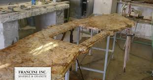 why granite countertop installation is