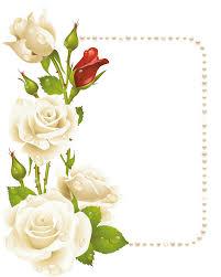 إطارات زهور مع اللؤلؤ بالصيغتين Png Eps مدونة الميامين