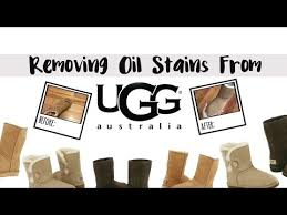 how to remove oil grease stains from
