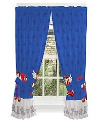 Don T Miss Sales On Franco Kids Room Window Curtain Panels Drapes Set 82 X 63 Super Mario