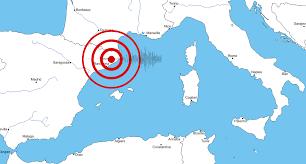 Spagna, forte terremoto in Catalogna: paura da Girona a Barcellona [MAPPE  LIVE] - Meteo Web
