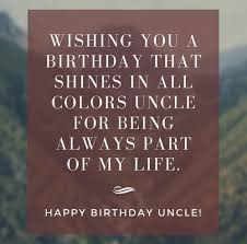 happy birthday uncle in heaven wishesgreeting