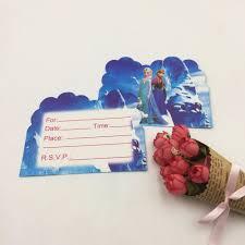 10 Unids Bolsa Frozen Elsa Anna Fiesta Disney Invitacion Para