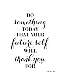 do something today art print inspirational wall art shop them