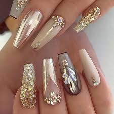 55 Stylish Nail Designs For New Year 2020 Page 27 Of 220 With