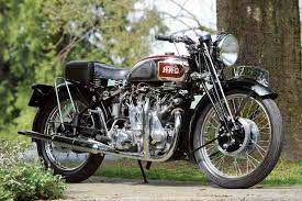 the legendary vincent series a rapide