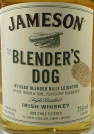 jameson the blender s dog irish w