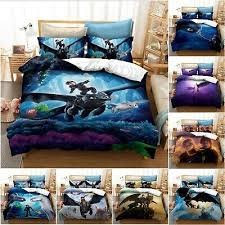 pillowcase duvet cover set xmas gifts