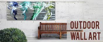 outdoor wall decor artwork in australia
