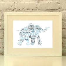 personalised gifts ideas elephant