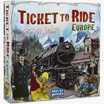 Ticket to Ride game review by UK Christian adoption and parenting blog The Hope-Filled Family.