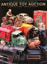 antique vine cast iron tin toys