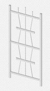Window Trellis Garden Polyvinyl Chloride Shelf Window Angle White Png Pngegg
