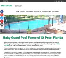 Baby Guard Pool Fence St Petersburg Florida S Competitors Revenue Number Of Employees Funding Acquisitions News Owler Company Profile