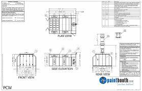 spray paint booth ventilation design