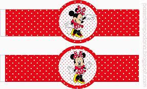 Imprimibles Para Fiesta Minnie Gratis Etiquetas De Minnie Para