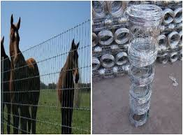 China Bulk Cattle Fence For Used Hog Wire Fence Sheep And Goat Fence Panels For Sale China Goat Fence Sheep Goat Panels