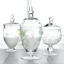 apothecary glass jars canhogreenstar info