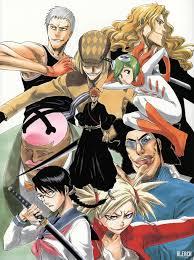 Naruto and Sasuke (The Last) vs The Visored (Bleach ...