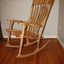custom rocking chairs custommade