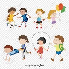 الرسوم الرياضية للأطفال رسوم متحركة شخصيات كرتونية طفل Png