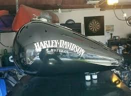 Harley Davidson Premium Quality Vinyl Fuel Gas Tank Decals X 2 Ebay