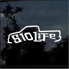 Chevy Chevrolet S 10 S10 Life Truck Decal Sticker Custom Sticker Shop