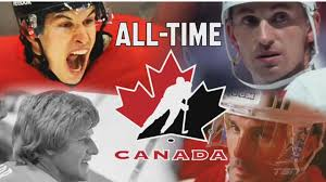 tsn hockey s all time women s team