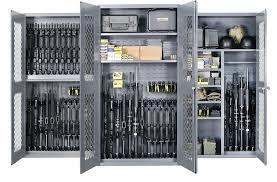 ammunition storage cabinet pistol