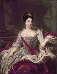 Catherine I of Russia - Wikipedia