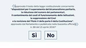 Come votare all'estero per il Referendum Costituzionale - Partito  Democratico