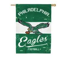 philadelphia eagles flags outdoor