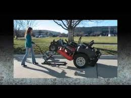 pro lift lawn mower jack available at