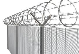 Airport Security Fence Carbon Steel Airport Security Fence