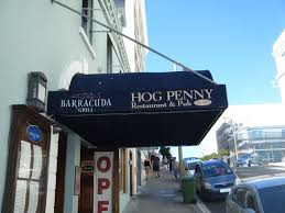Entrance from the street - Picture of Hog Penny, Hamilton - Tripadvisor