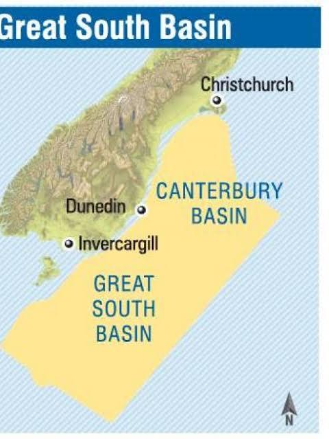 """Image result for new zeland """"oil"""" """"southern basin"""""""""""