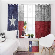 Amazon Com Western Decor Collection Curtains For Bedroom Texas State Flag Painted On Luxury Crocodile Snake Skin Patriotic Emblem Decoration Home Curtains For Living Room Bedroom Burgundy Navy White Home Kitchen