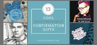 meaningful confirmation gifts