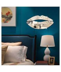 Removable Lips Mirror Wall Stickers Decal Art Pvc Home Room Decoration Diy Buy Removable Lips Mirror Wall Stickers Decal Art Pvc Home Room Decoration Diy Online At Best Prices In India