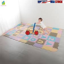 Baby Play Fence Interlocking Foam Floor Tiles With Crawling Mat Buy At A Low Prices On Joom E Commerce Platform