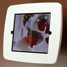 waterproof flush ipad wall mount