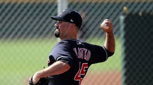 Adam Plutko and his revamped curveball set to face Padres: Indians ...