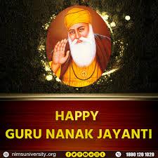 guru nanak jayanti gurpurab wishes quotes images nims