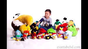 Worlds Biggest Angry Birds Fan Stop Motion Collection ...