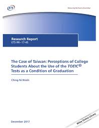 pdf the case of taiwan perceptions of college students about the