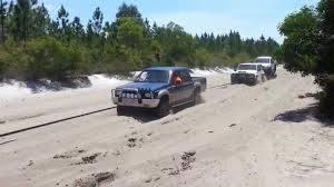 Bribie island inland track recovery 4x4 ...