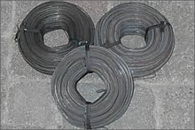 Binding Wire For Tying And Fixing Of Fences
