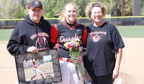 Shelby Johnson - Softball - Northwest Nazarene University Athletics